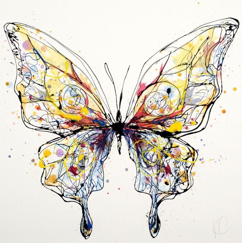 butterfly_kathryn_callaghan_fine_art