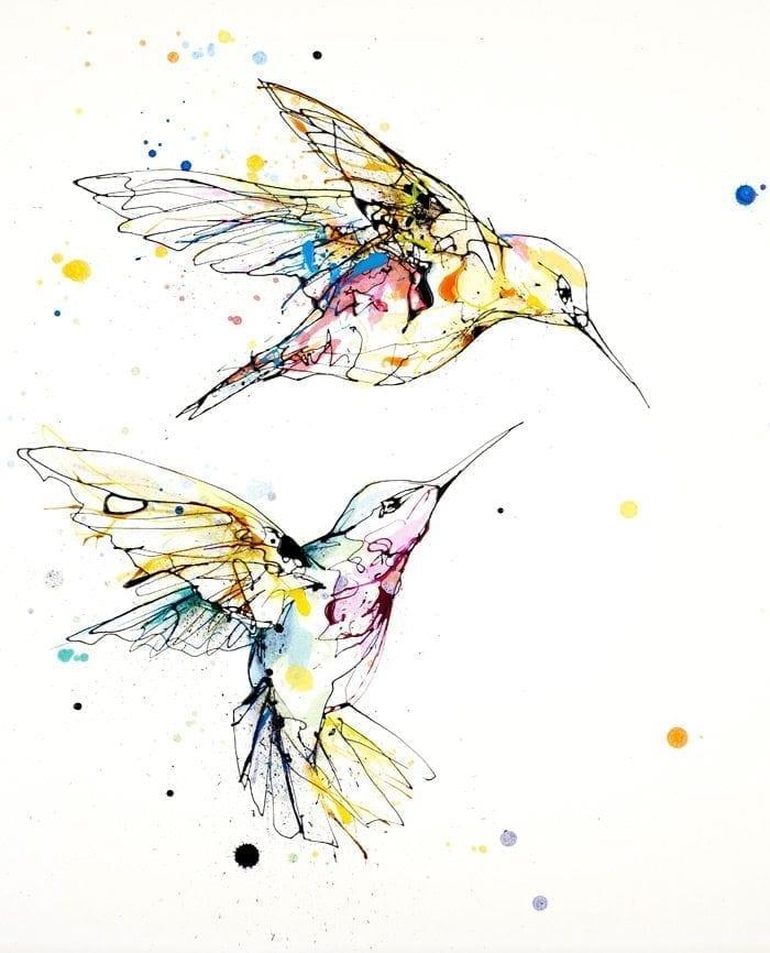 hummingbirds_kathryn_callaghan_fine_art