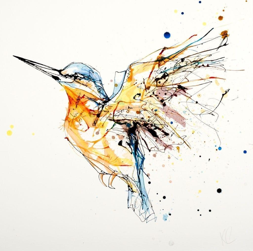 kingfisher_kathryn_callaghan_fine_art