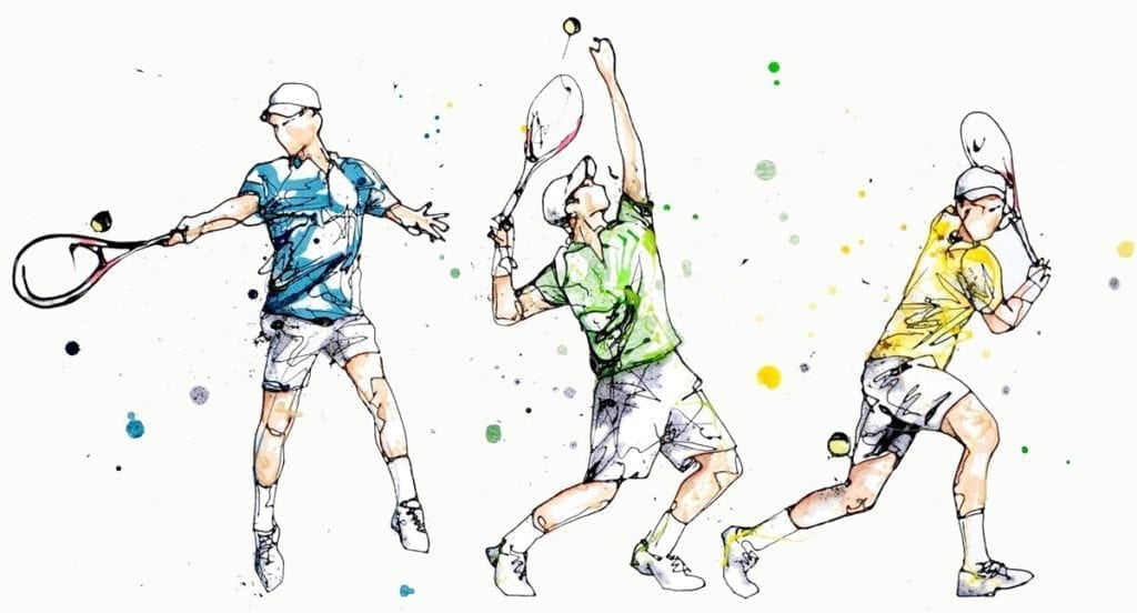 tennis_kathryn_callaghan_fine_art
