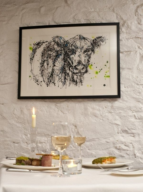 bushmills-inn_dining-room-cow_kathryn_callaghan_artist