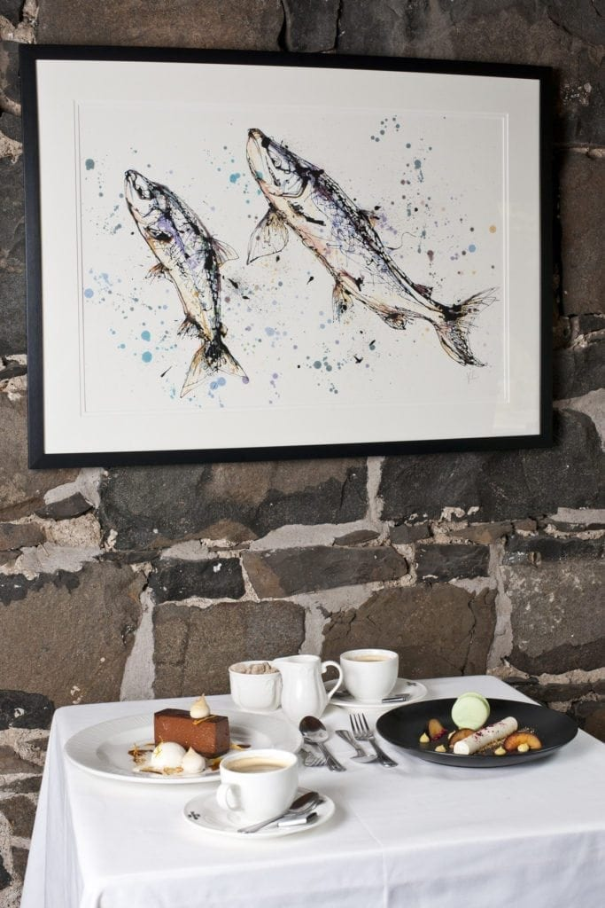 bushmills-inn_dining-room-fish_kathryn_callaghan_art