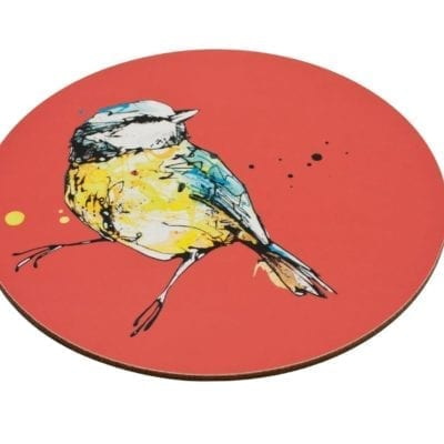 Blue tit placemat
