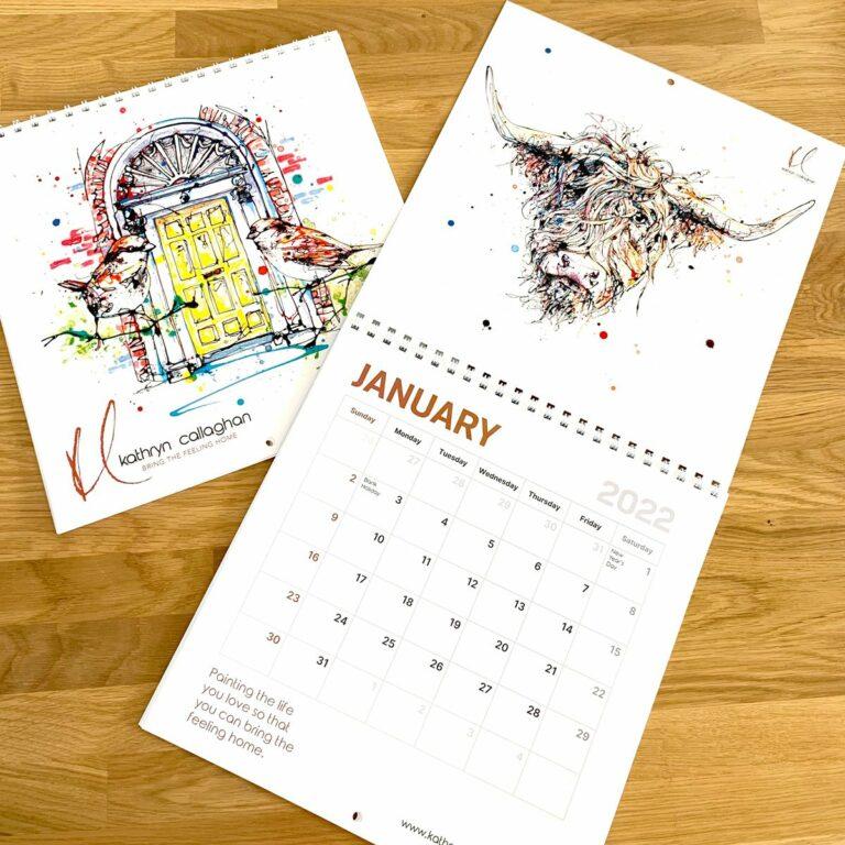 kathryn callaghan calendar