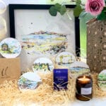 northern ireland gift set by kathryn callaghan